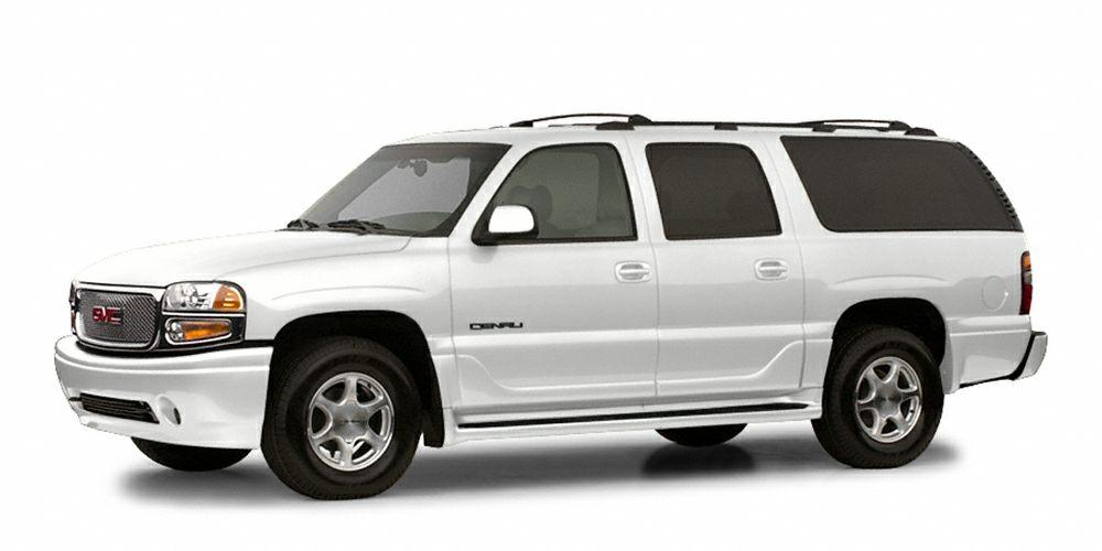 2003 GMC Yukon XL Denali Miles 86905Color White Stock 16166 VIN 1GKFK66U13J309058