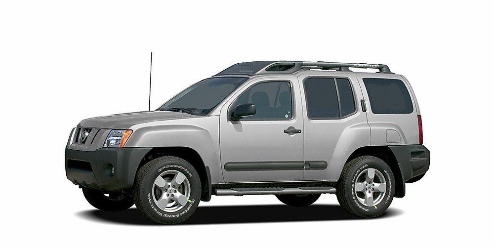 2006 Nissan Xterra S Miles 178236Color Silver Lightning Clearcoat Metallic Stock B23973 VIN