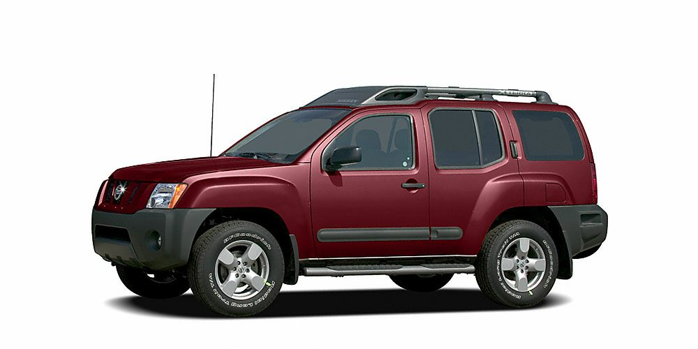 2006 Nissan Xterra Off-Road Miles 135453Color Red Brawn Stock BF3916A VIN 5N1AN08WX6C546502