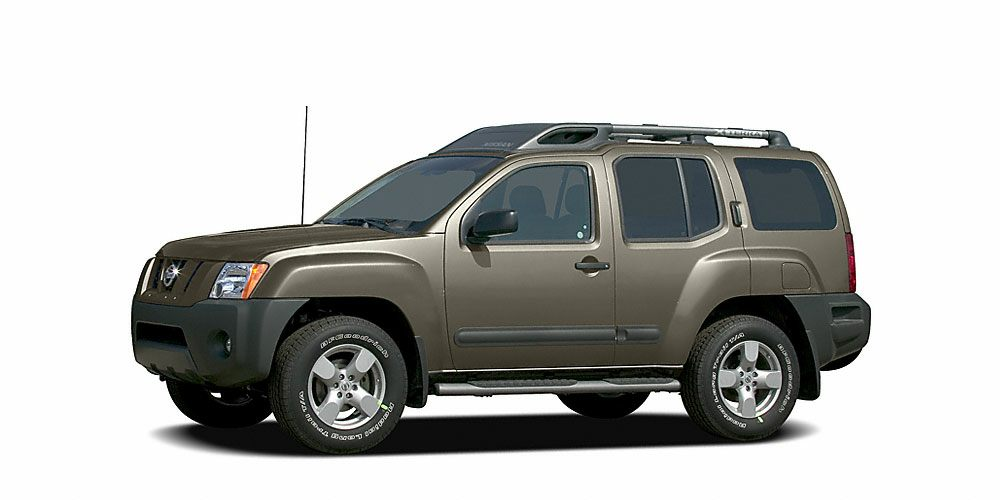 2006 Nissan Xterra S Miles 145287Color Granite Clearcoat Metallic Stock OSA510791 VIN 5N1AN0