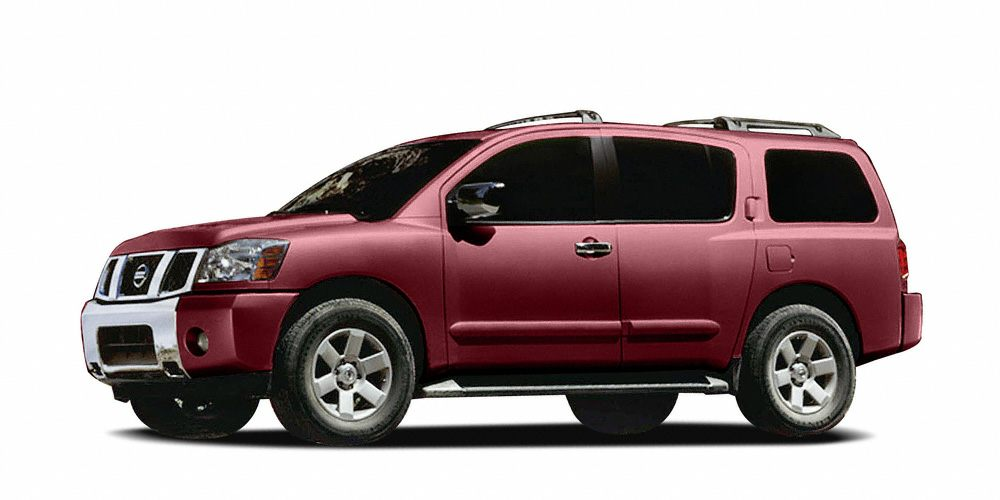 2006 Nissan Armada SE JUST ACQUIRED - PICS SOON no frills sell it as we got it special price