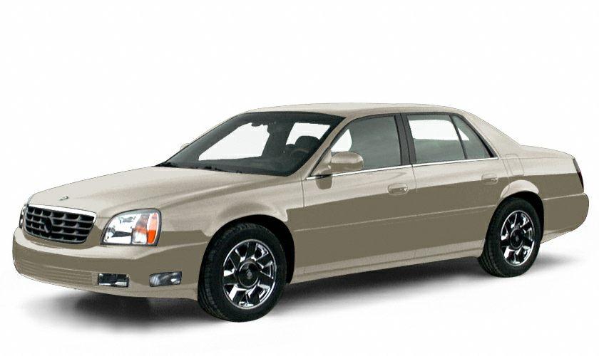 2001 Cadillac DeVille Base Miles 139764Color Beige Stock 264564B VIN 1G6KD54Y11U207147