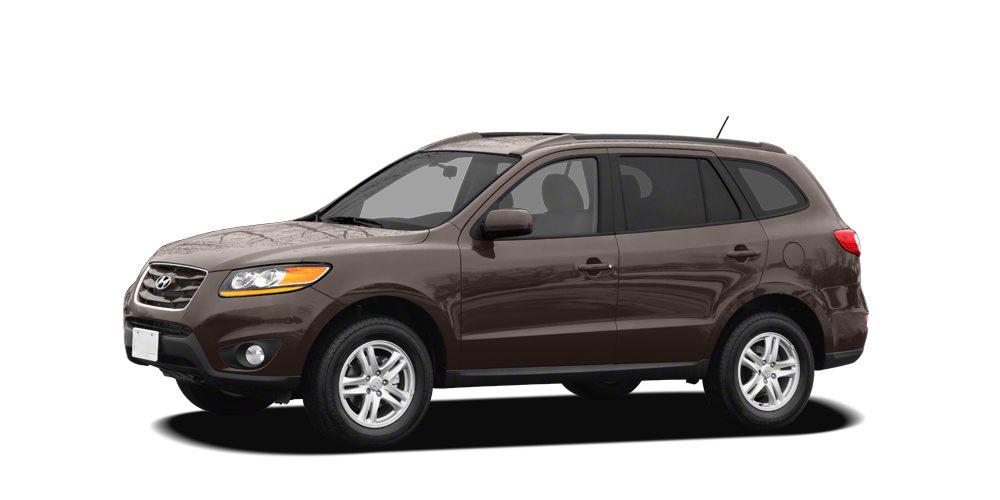 2011 Hyundai Santa Fe SE Check out this 2011 Hyundai Santa Fe with only 17138 miles It has a Aut