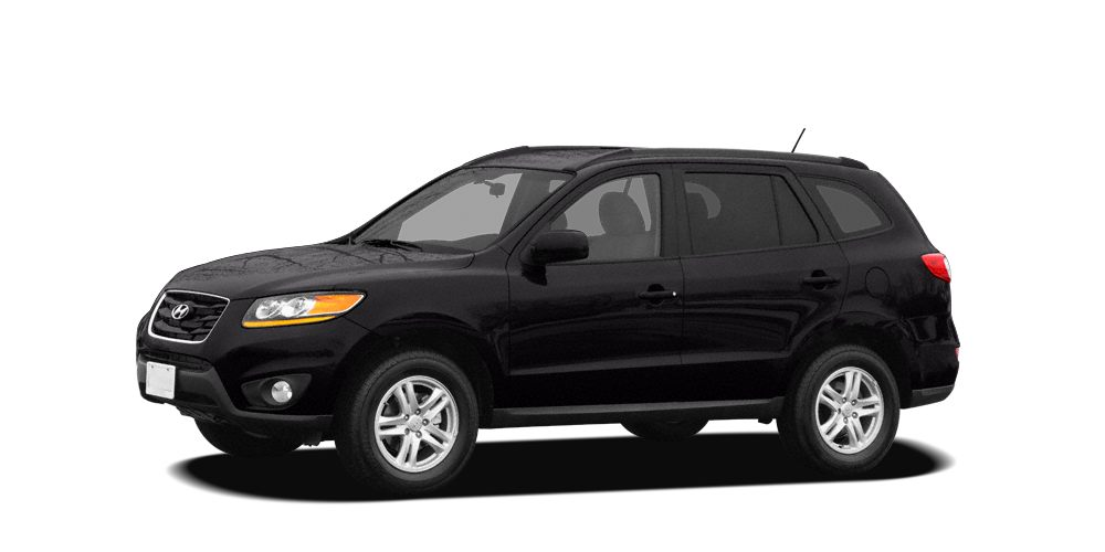 2011 Hyundai Santa Fe Limited  An affordable price tag a long list of standard comfort and safet