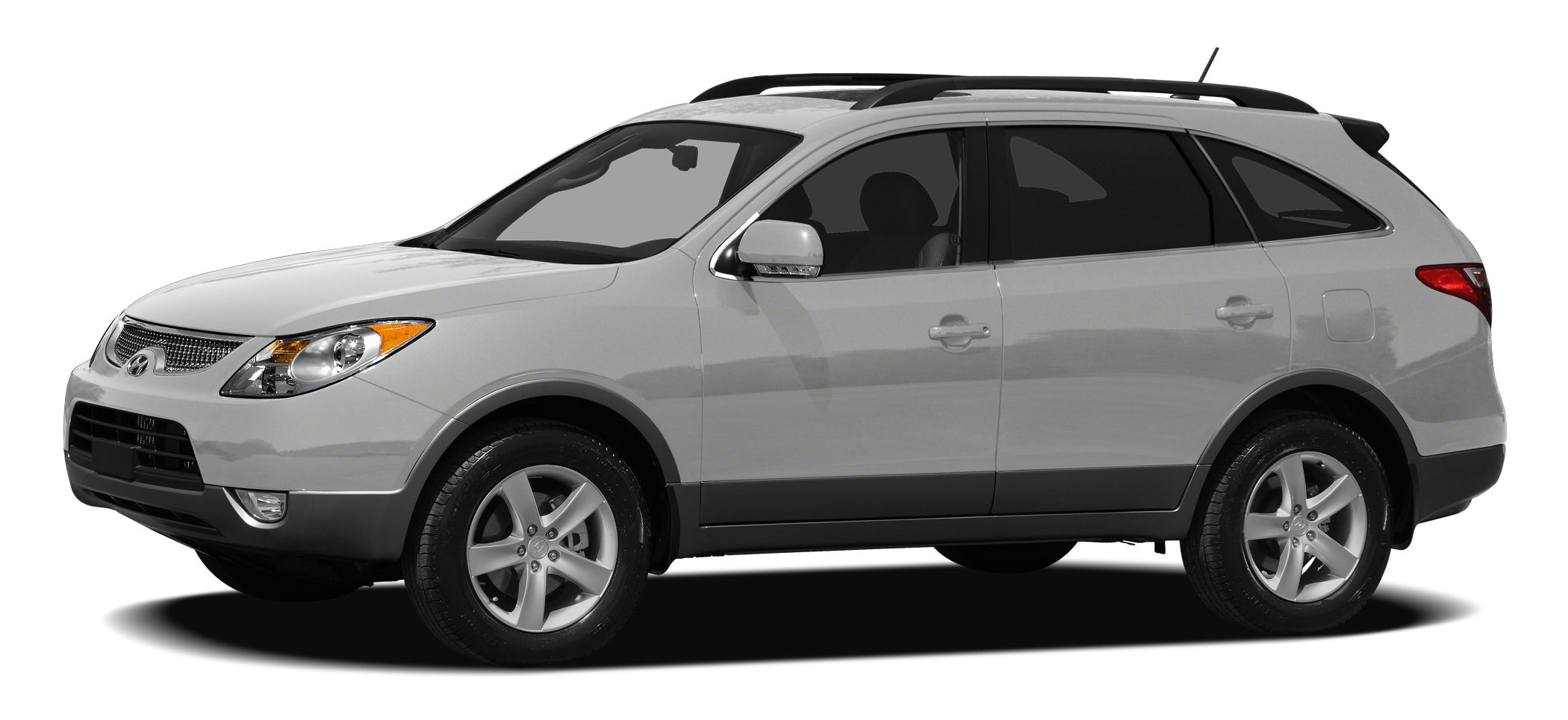 2011 Hyundai Veracruz GLS Miles 46693Color Ultra Silver Metallic Stock RP1067 VIN KM8NU4CC4B