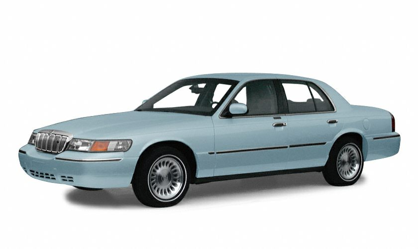 2001 Mercury Grand Marquis GS OUR PRICESYoure probably wondering why our prices are so much lowe