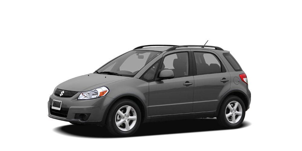 2007 Suzuki SX4  This 2007 Suzuki SX4 4dr Hatchback Wagon features a 20L 4 CYLINDER 4cyl Gasoline