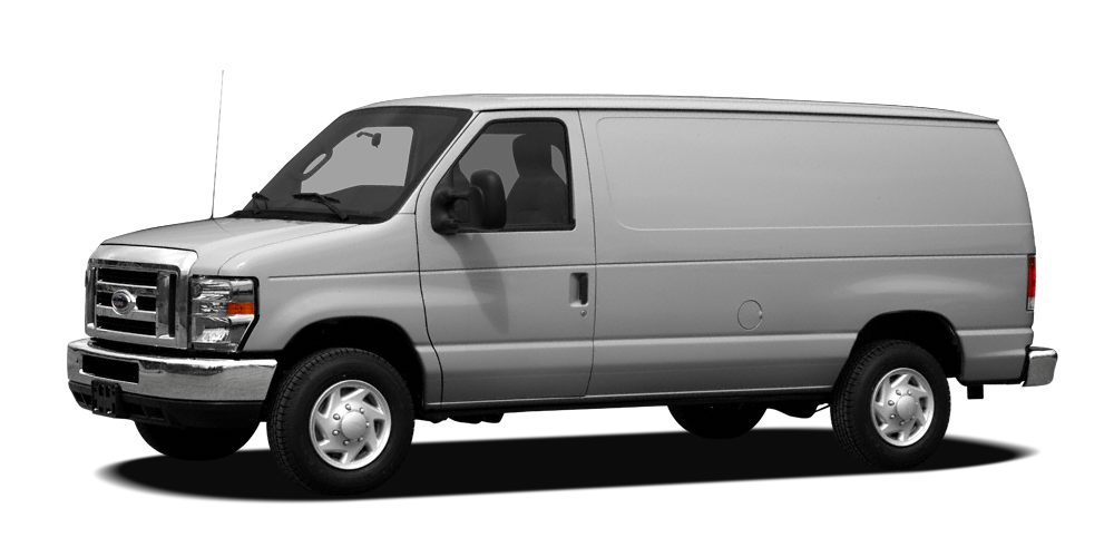 2011 Ford Econoline 150  FLOOD ADVANTAGE PROGRAM And FULLY SERVICED AND RECONDITIONED Silver Bul