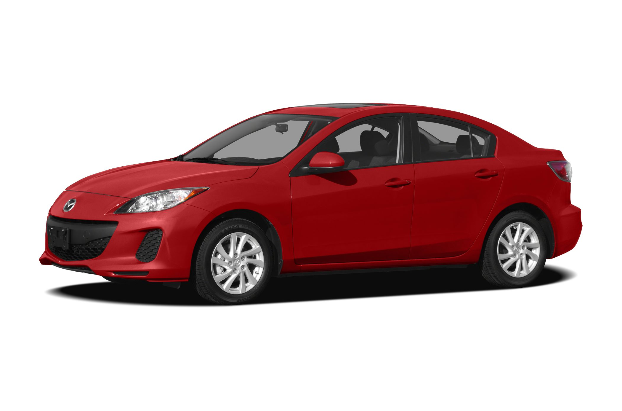 2012 Mazda MAZDA3 i Sport Im what you call a smooth operator and youll love every minute with me