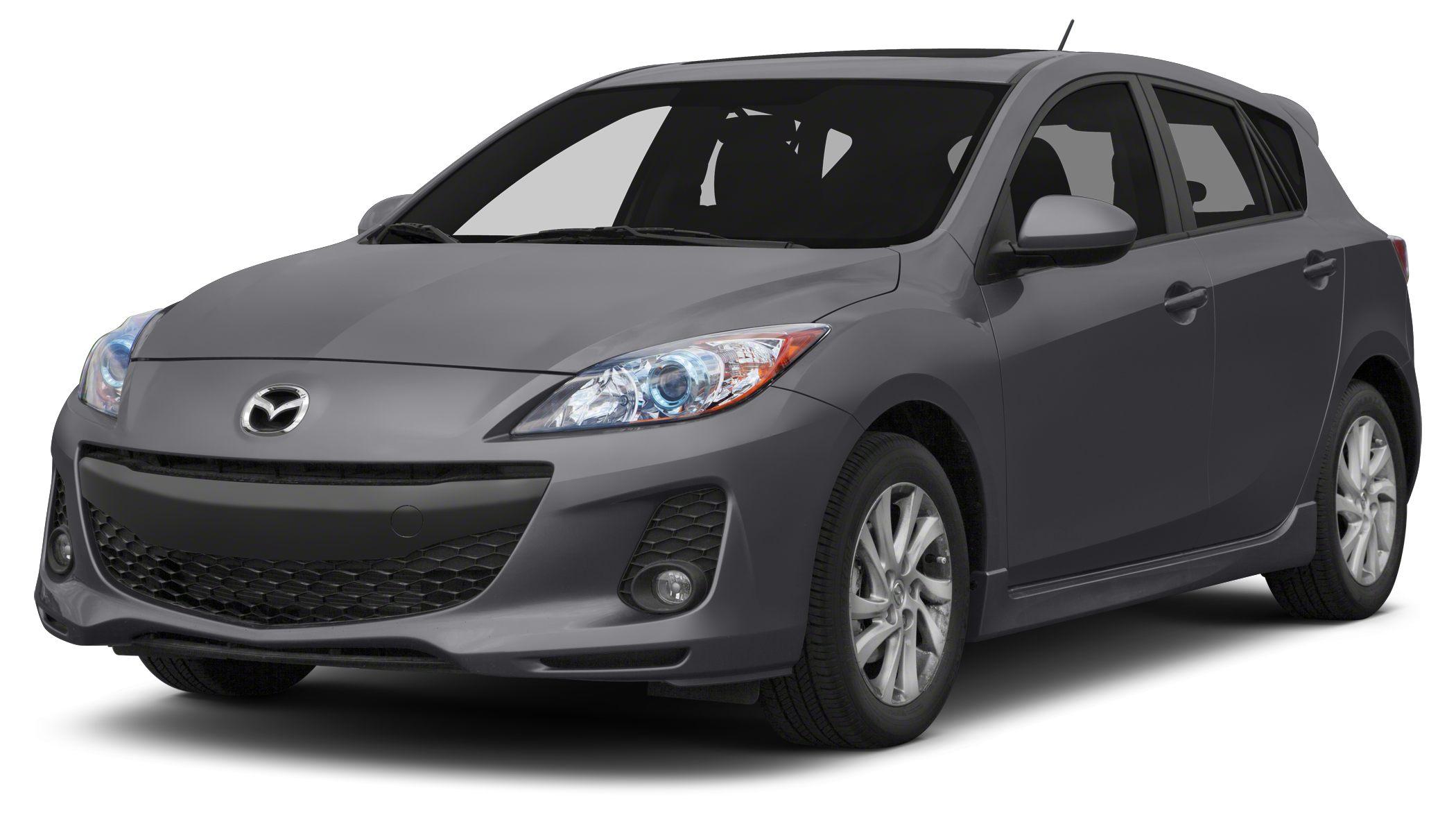 2012 Mazda MAZDA3 s Touring Miles 124651Color Graphite Mica Stock K16583A VIN JM1BL1L94C1644