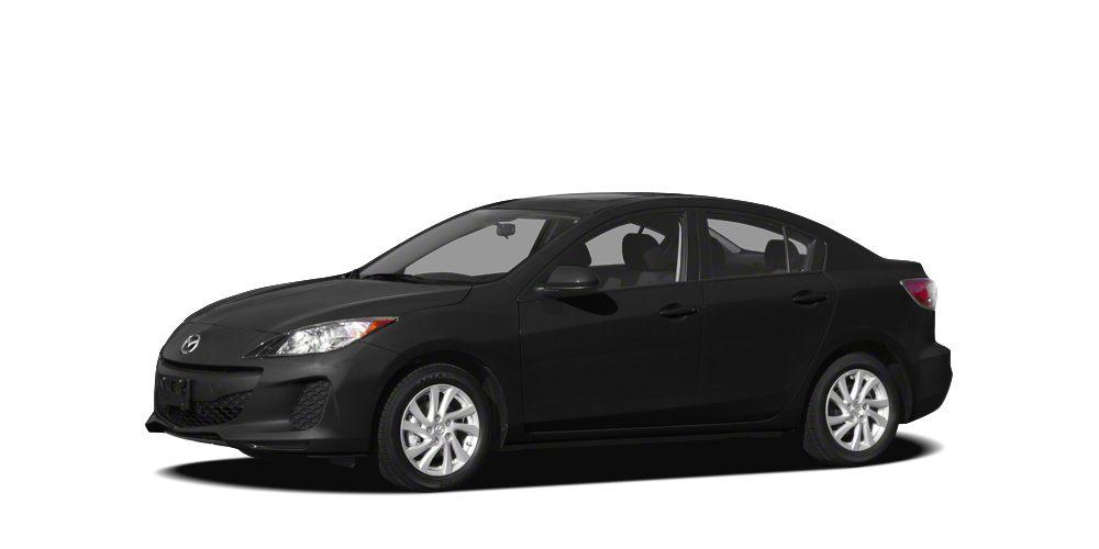 2012 Mazda MAZDA3 i Sport Miles 52091Color Black Mica Stock 26736 VIN JM1BL1UF6C1524546