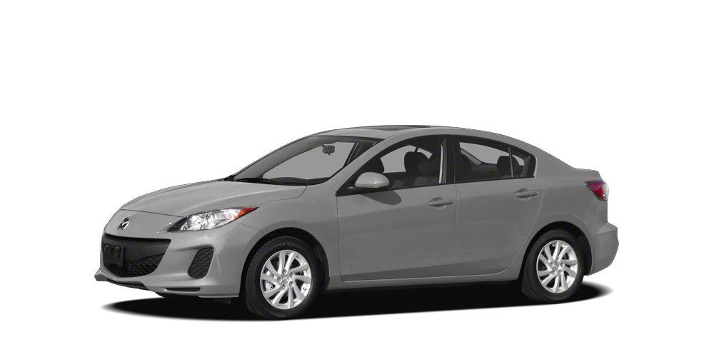 2012 Mazda MAZDA3 i Sport SELECT Lifetime-Certified Vehicle featuring our NATIONWIDE LIFETIME POWE