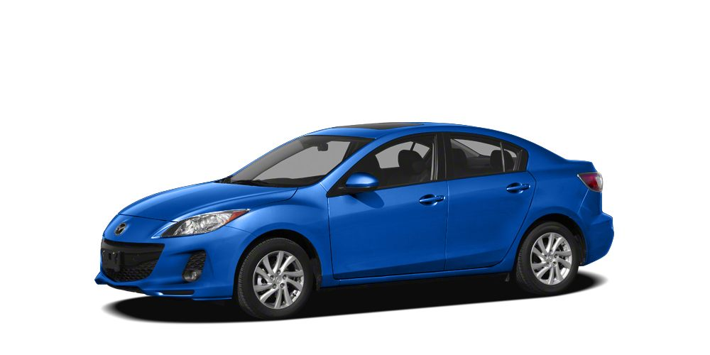 2012 Mazda MAZDA3 i Grand Touring  COME SEE THE DIFFERENCE AT TAJ AUTO MALL WE SELL OUR V