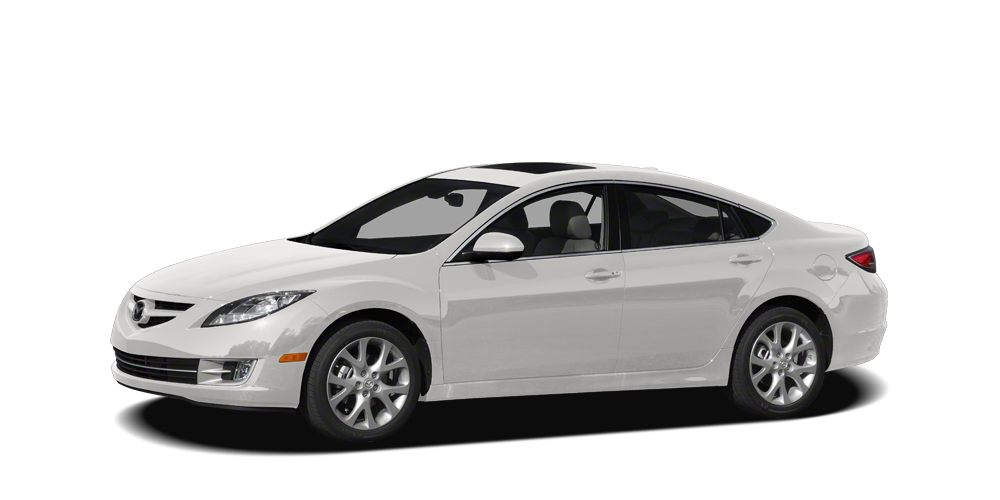 2012 Mazda MAZDA6 i Touring SELECT Lifetime-Certified Vehicle featuring our NATIONWIDE LIFETIME PO