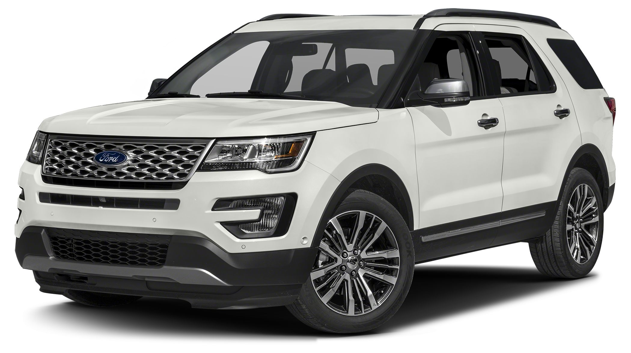 2017 Ford Explorer Platinum 2017 Ford Explorer Platinum Price includes 500 - Ford Credit Retail