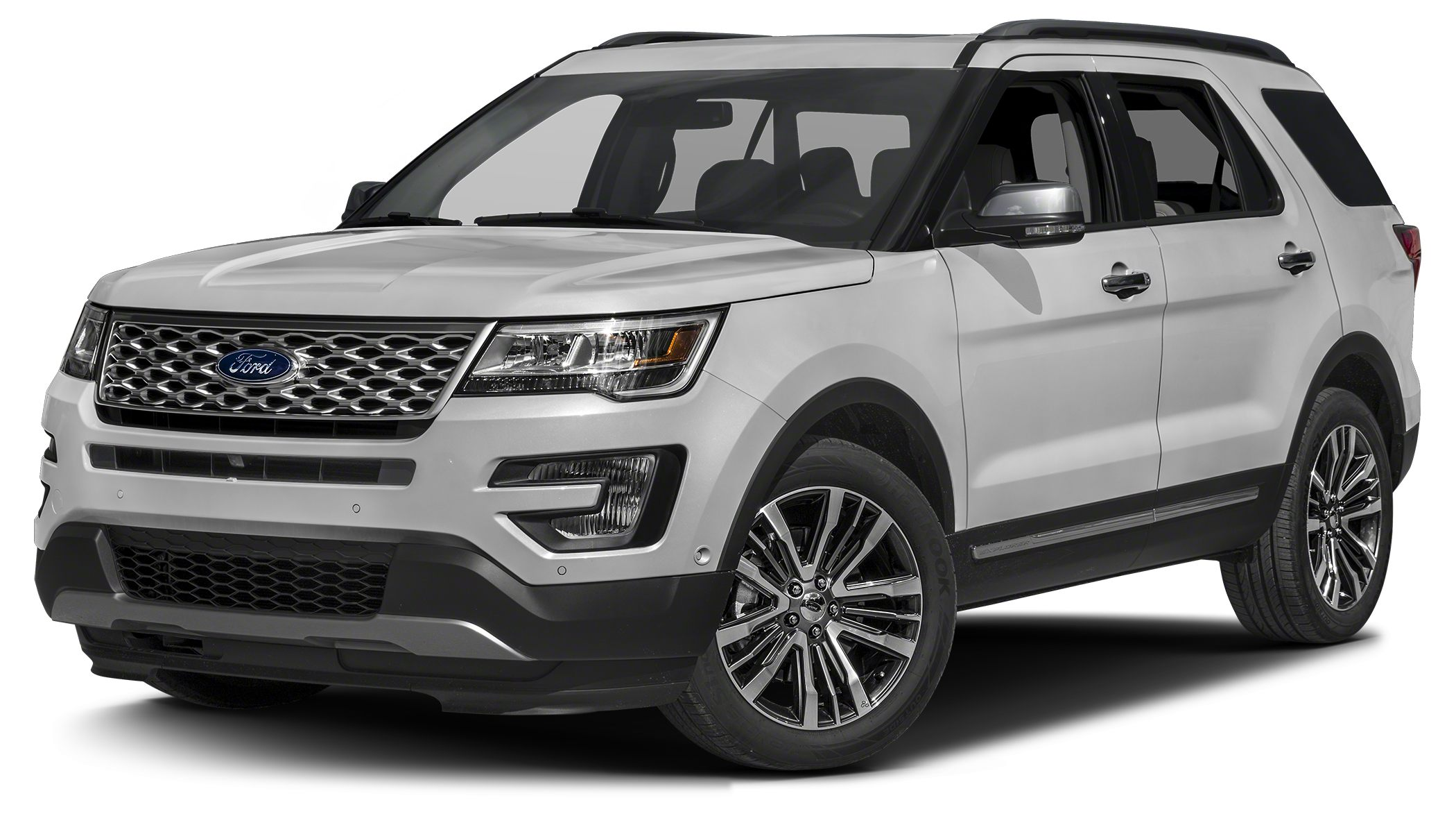 2016 Ford Explorer Platinum AWD Quiet cabin blankets you in peace and tranquility Offering you n