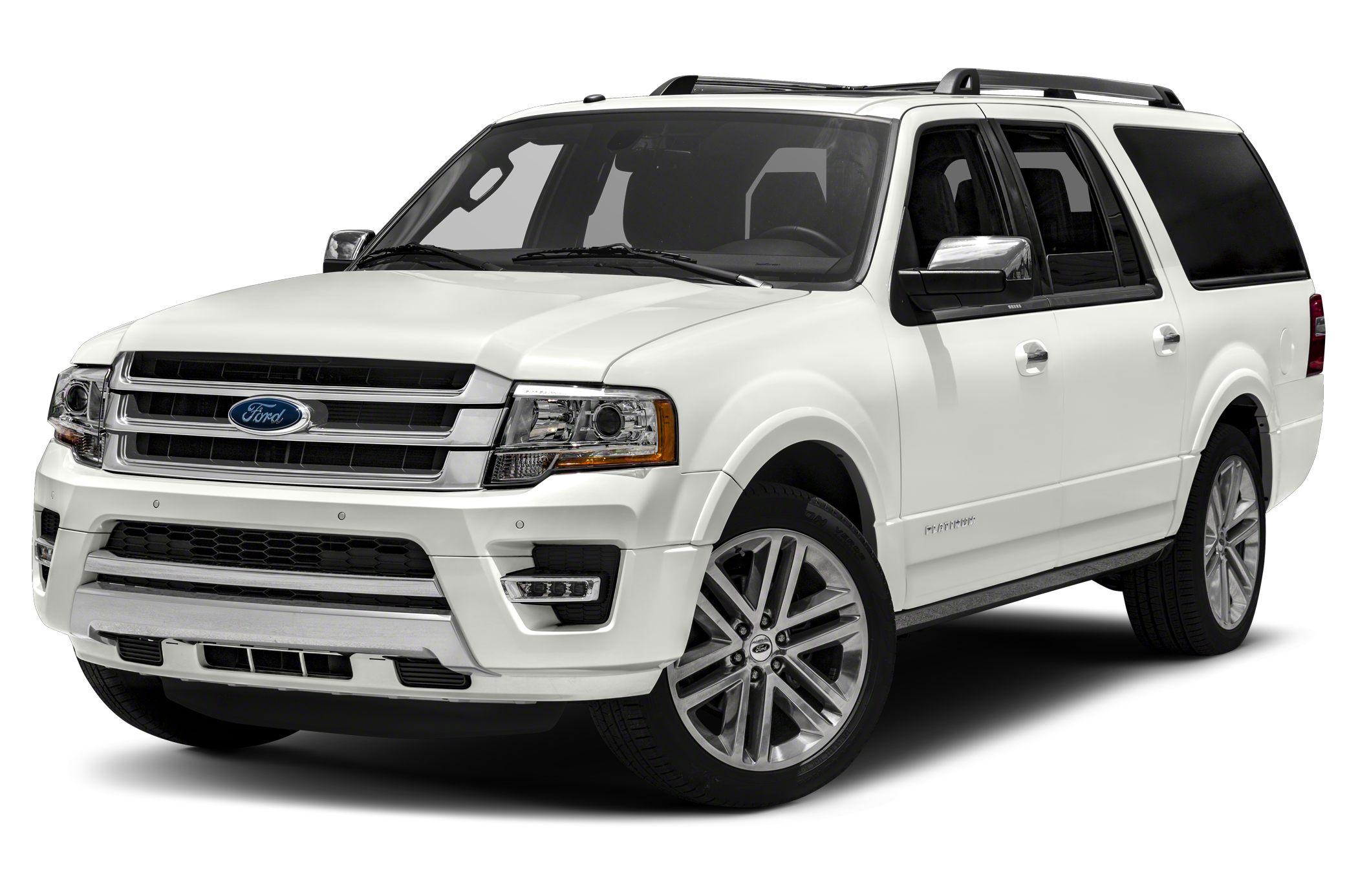 2016 Ford Expedition EL Platinum Miles 40818Stock U8682 VIN 1FMJK1MT4GEF05136