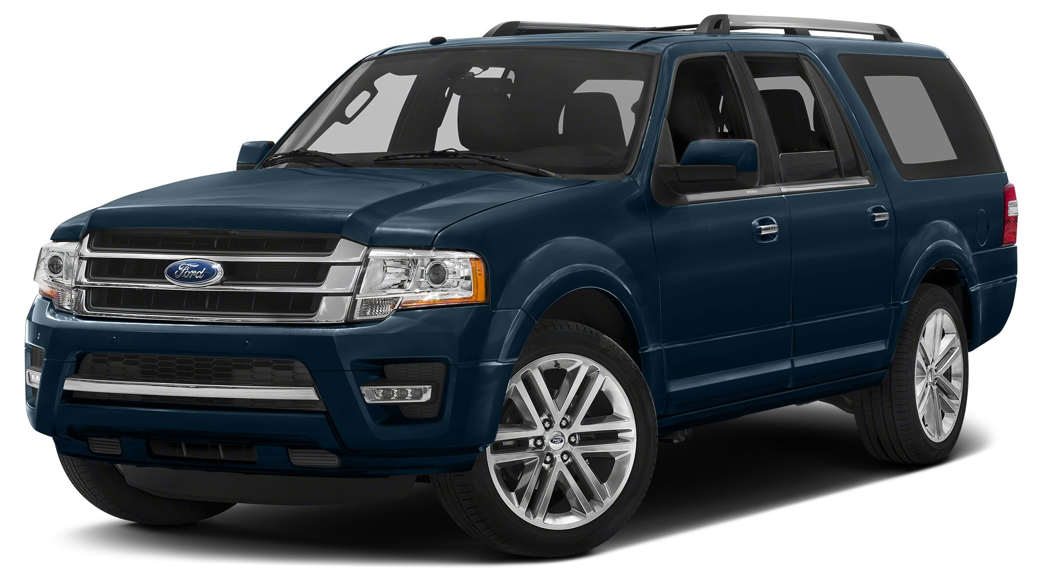 2017 Ford Expedition EL Limited The Ford Expedition features a new aggressive front end creates a