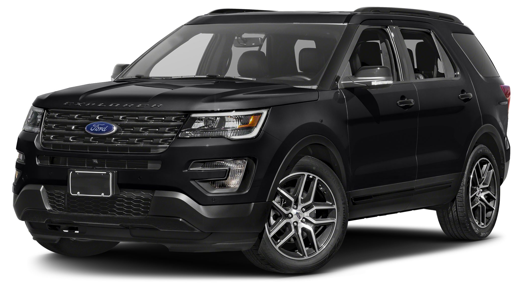 2017 Ford Explorer Sport 2017 Ford Explorer Sport Price includes 500 - Ford Credit Retail Bonus