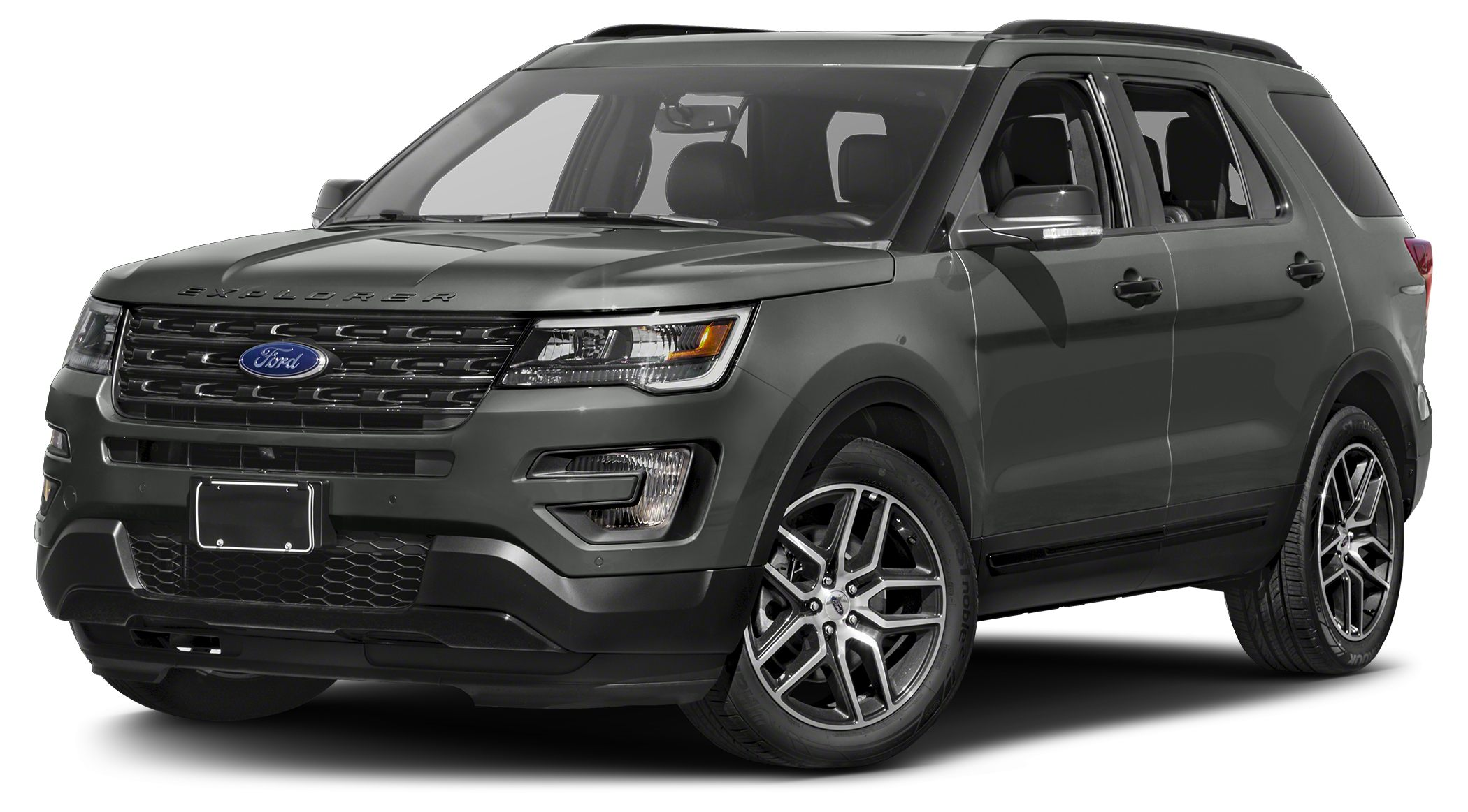 2016 Ford Explorer Sport Get away in this 2016 Ford Explorer Sport and experience a one-of-a-kind