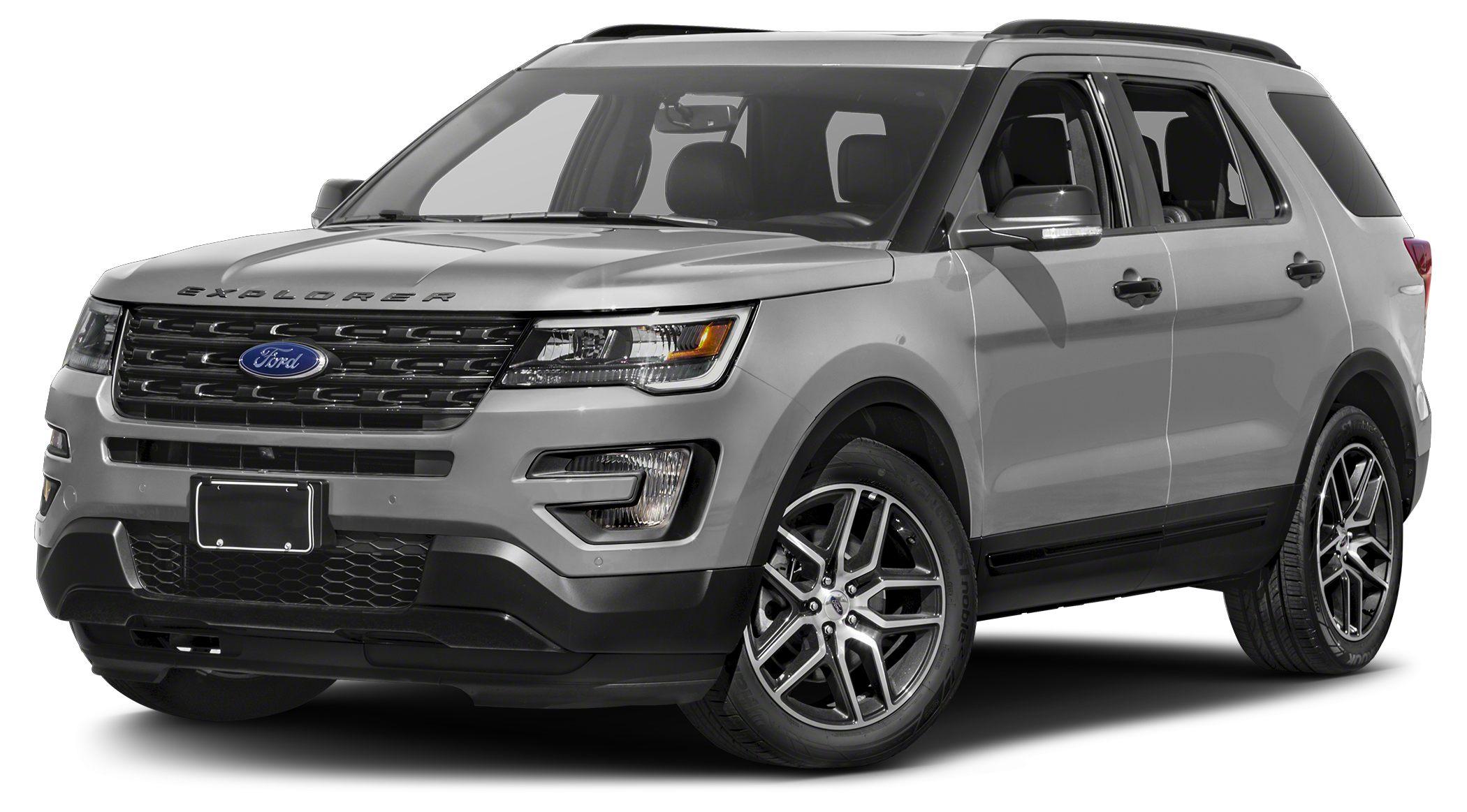 2016 Ford Explorer Sport Miles 0Color Silver Stock TP160 VIN 1FM5K8GT2GGB51952