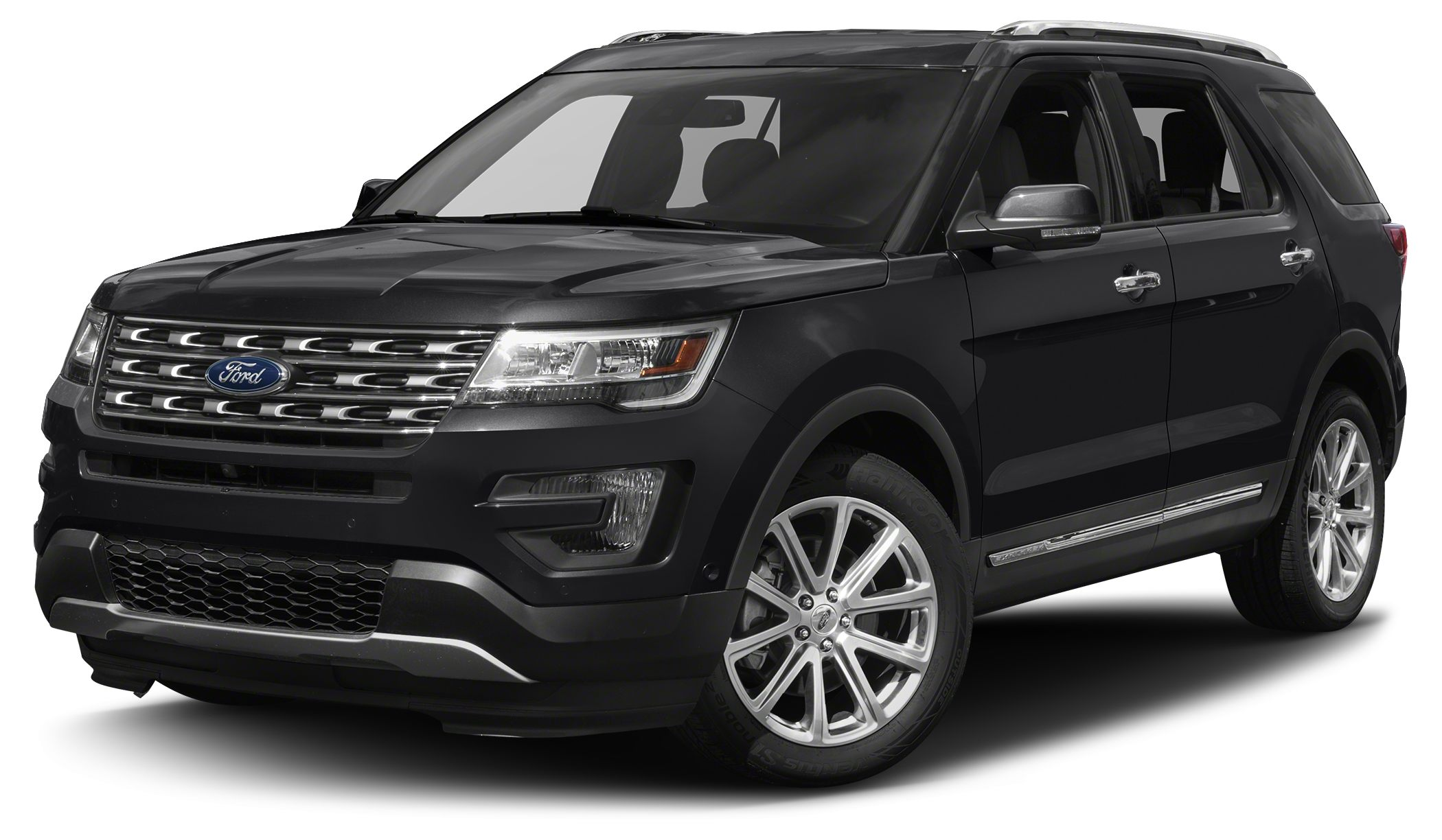 2016 Ford Explorer Limited CARFAX 1-Owner Limited trim Navigation 3rd Row Seat HeatedCooled L