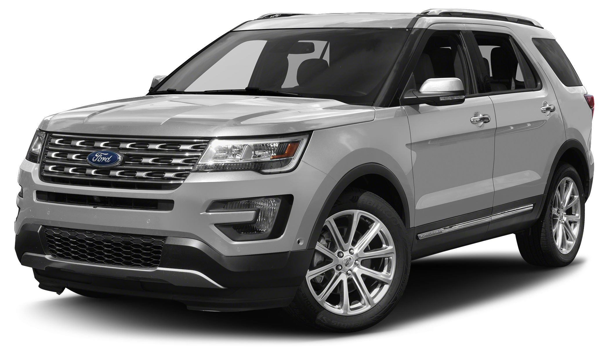 2016 Ford Explorer Limited The Ford Explorer has an updated interior and exterior for 2016 This L