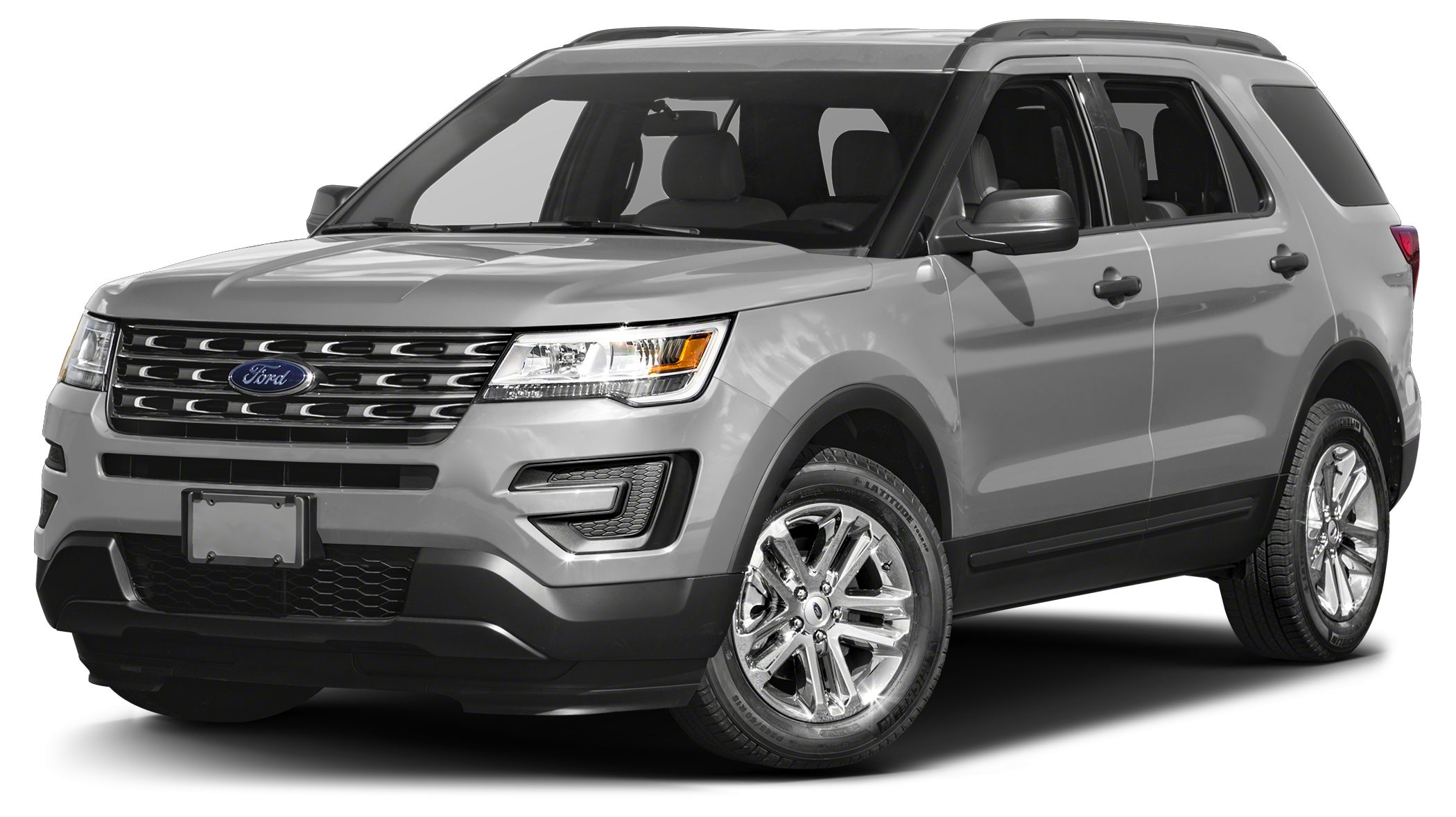 2017 Ford Explorer Base Happiness comes first with this 2017 Ford Explorer Enjoy first-rate featu