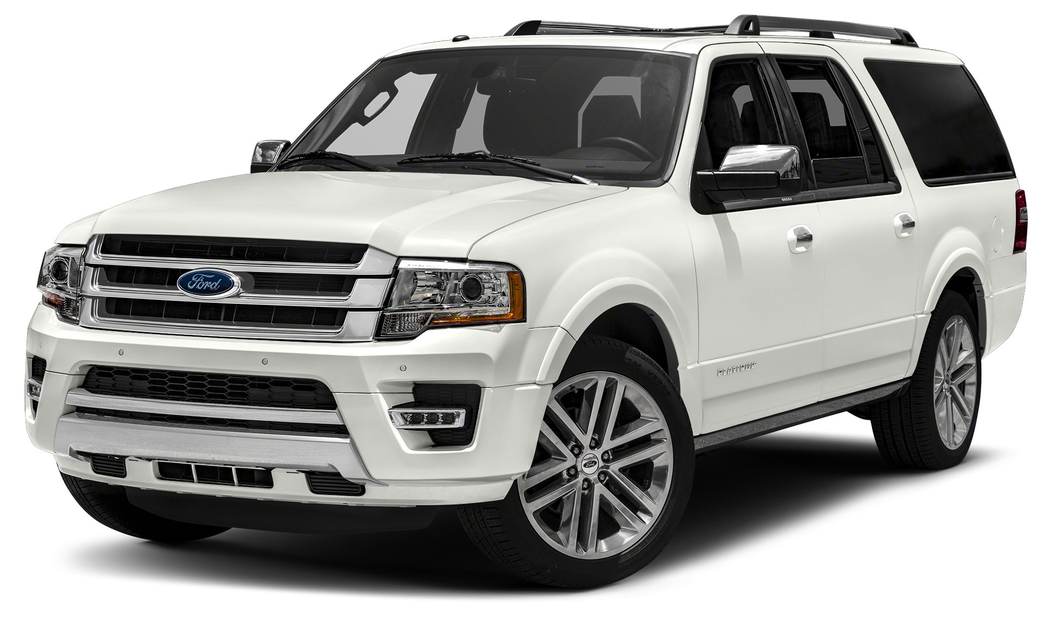 2017 Ford Expedition EL Platinum The Ford Expedition features a new aggressive front end creates a
