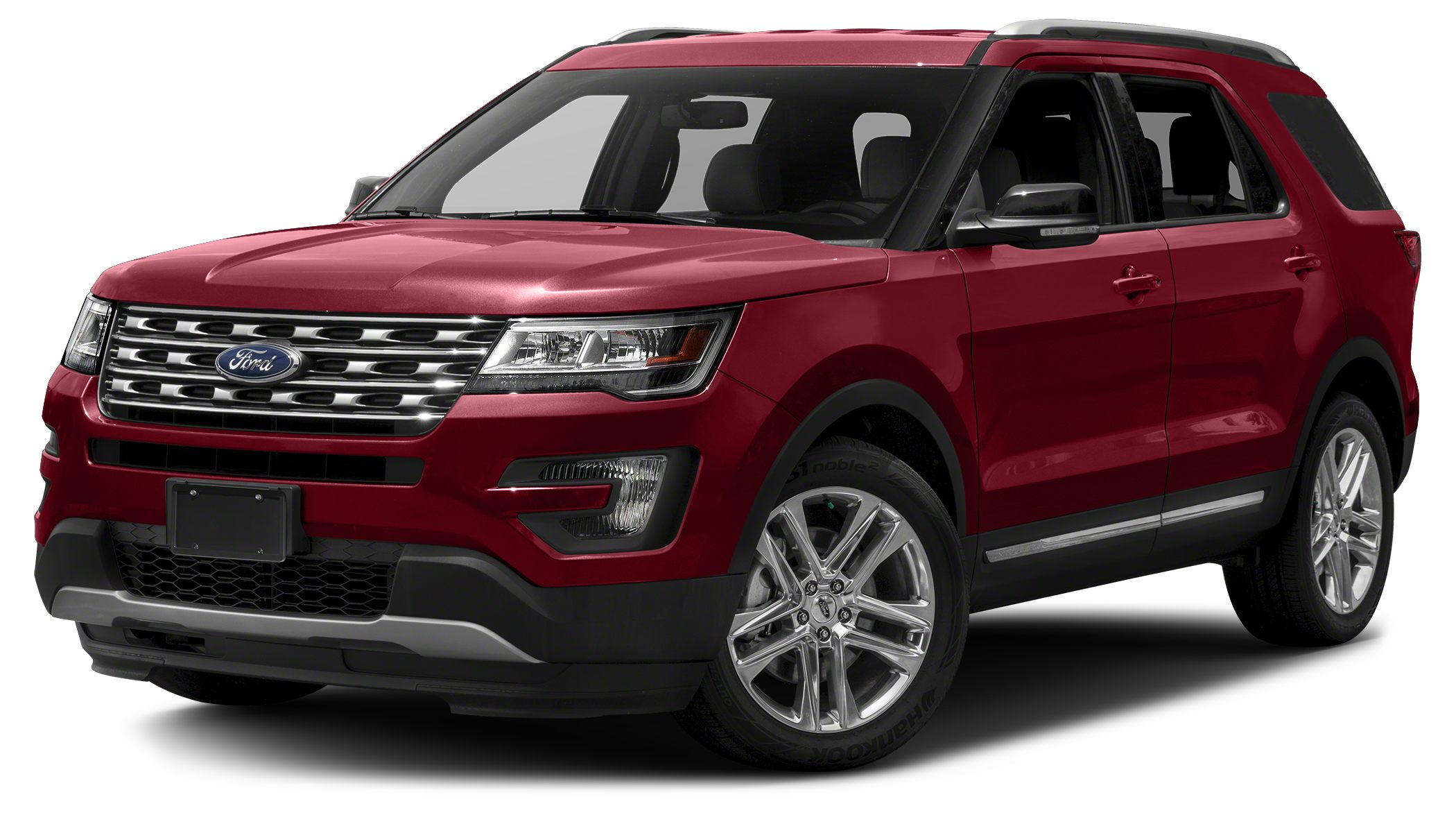 2016 Ford Explorer XLT Cruising in this 2016 Ford Explorer XLT is better than ever with amenities