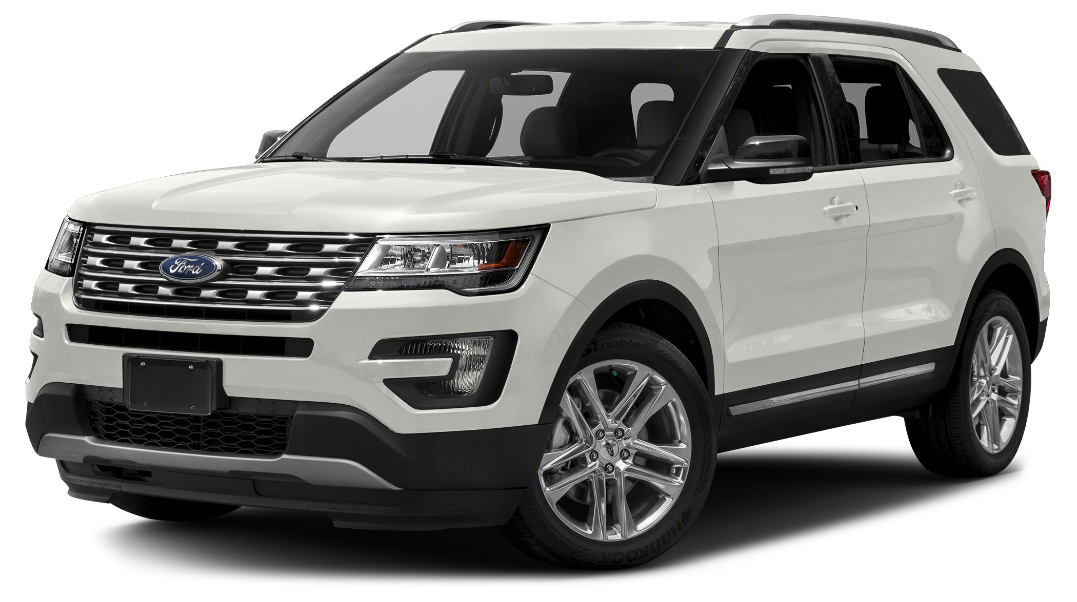 2017 Ford Explorer XLT Price includes 2000 - Retail Customer Cash Exp 04032017 6614 off M