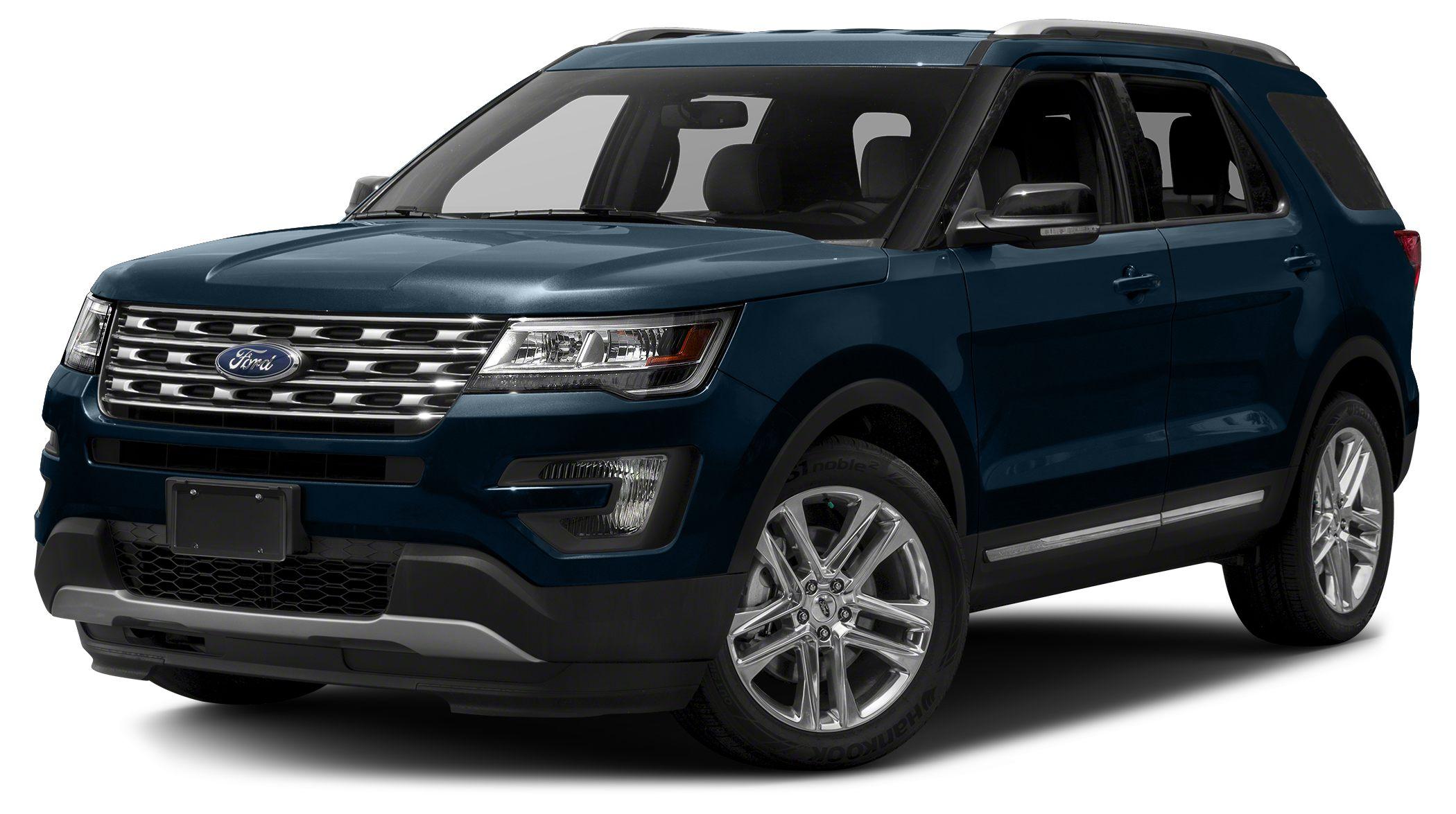 2016 Ford Explorer Limited Miles 5Color White Platinum Metallic Tri-Coat Stock 16T0137 VIN 1