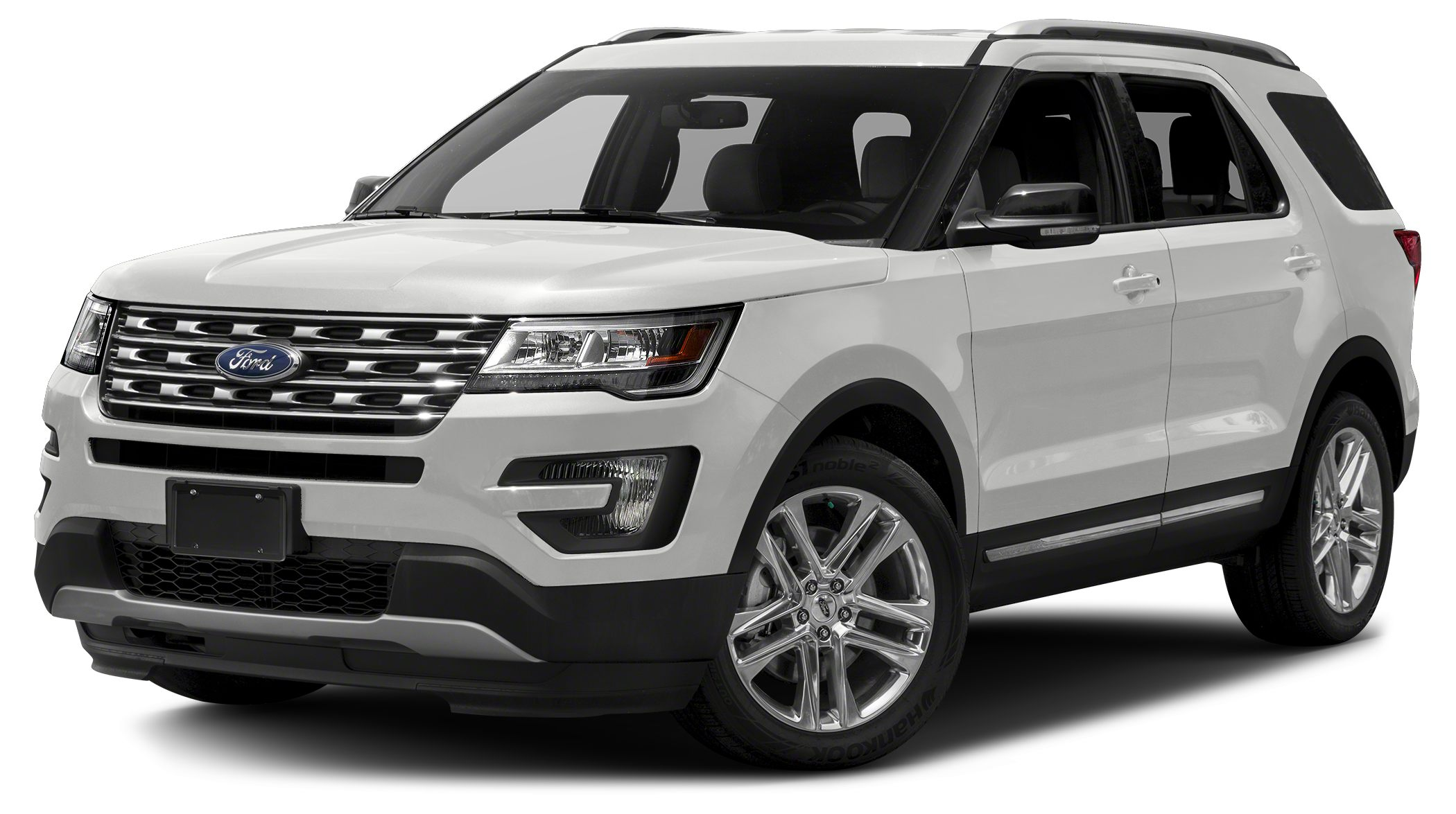 2017 Ford Explorer XLT Price includes 2000 - Retail Customer Cash Exp 04032017 5917 off M