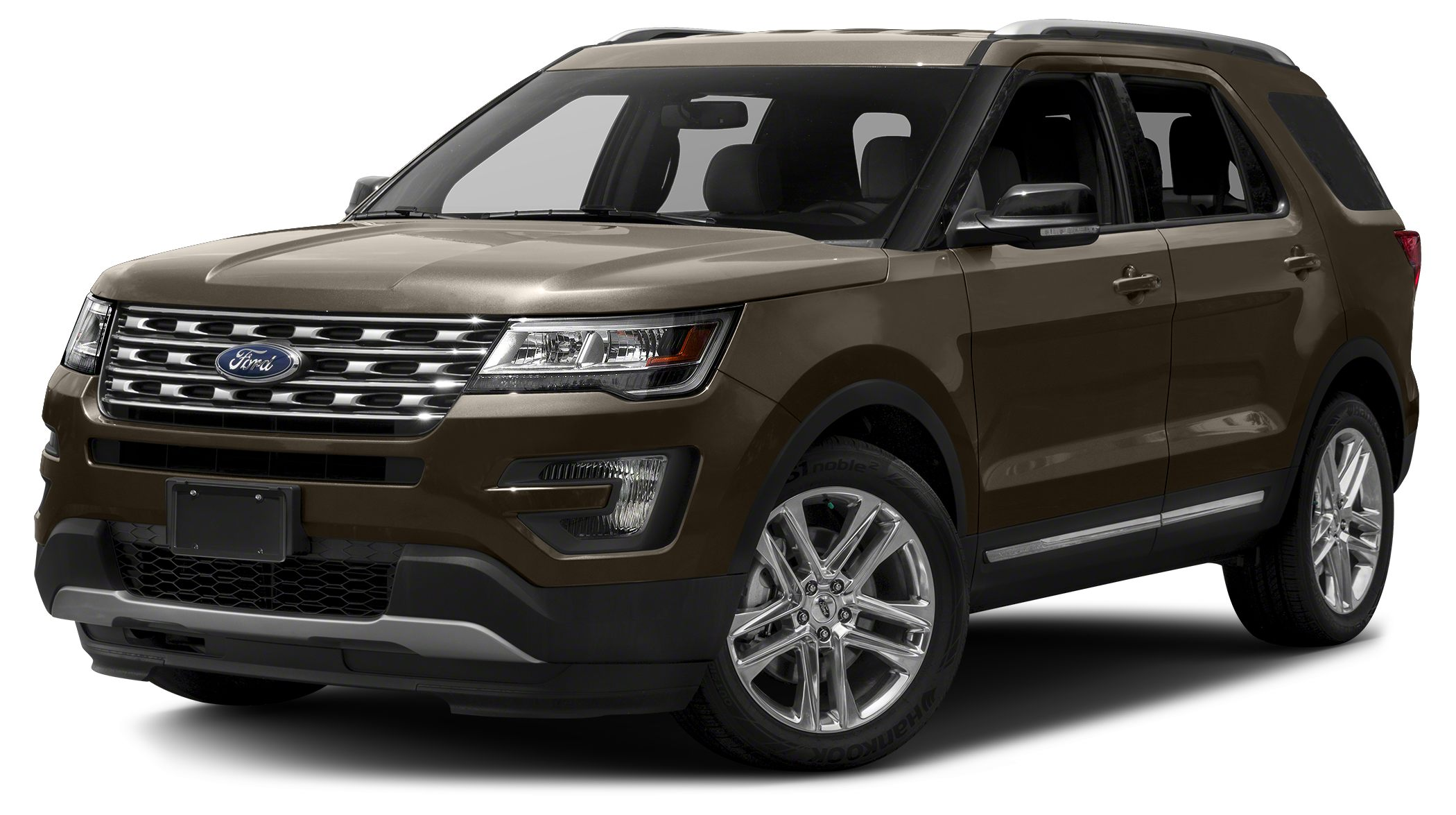 2016 Ford Explorer XLT Introducing the 2016 Ford Explorer Youll appreciate its safety and conven