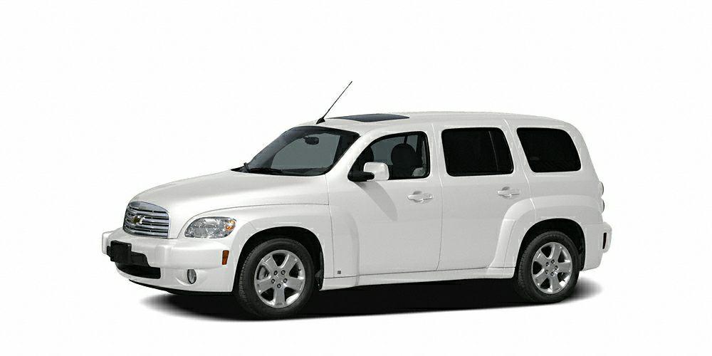2006 Chevrolet HHR LT Miles 73304Color Summit White Stock 116171A VIN 3GNDA23P96S663286