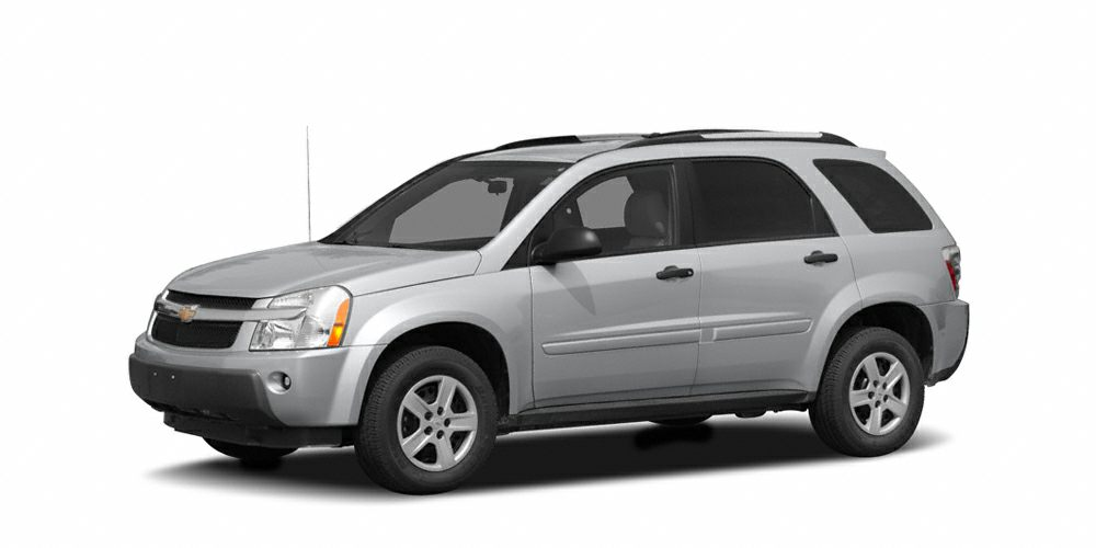 2006 Chevrolet Equinox LS Miles 97500Color Galaxy Silver Metallic Stock 211186 VIN 2CNDL23F8