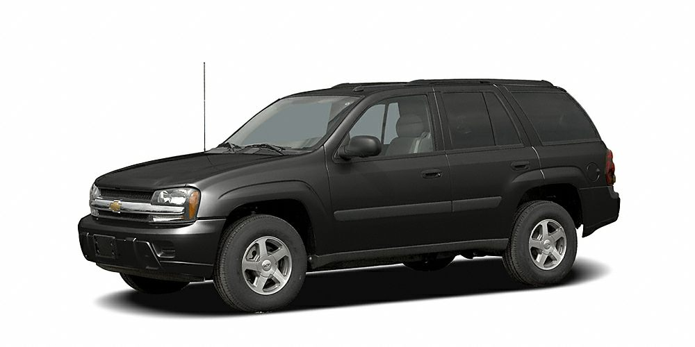 2006 Chevrolet TrailBlazer LS Win a bargain on this 2006 Chevrolet TrailBlazer LS before its too