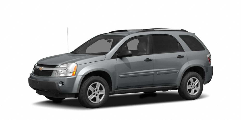 2006 Chevrolet Equinox LS AWD Why pay more for less Nice SUV Are you interested in a simply ou