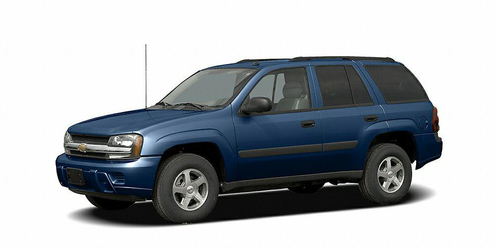2006 Chevrolet TrailBlazer  Miles 71875Color Superior Blue Metallic Stock 151273A VIN 1GNDT1