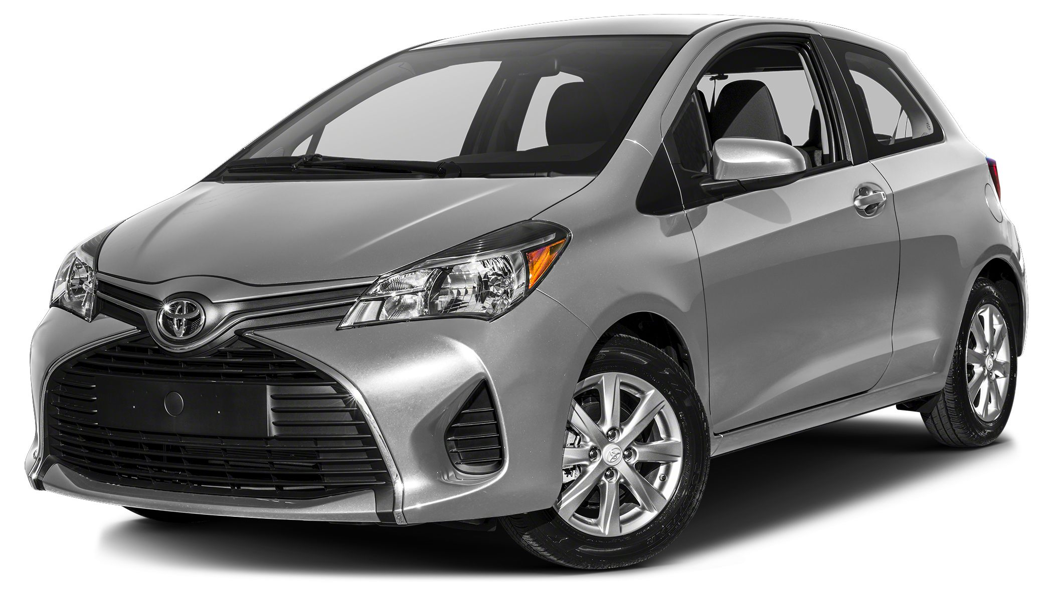 2015 Toyota Yaris LE LE Package 2-Step Carpeted Cargo Cover Audio Steering Switch Body Color Lo