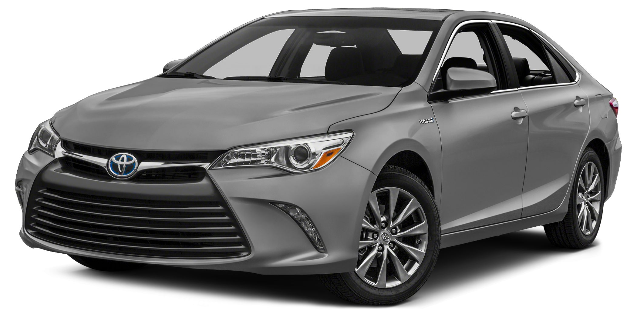 2015 Toyota Camry Hybrid LE CARFAX 1-Owner LOW MILES - 18682 FUEL EFFICIENT 39 MPG Hwy43 MPG C