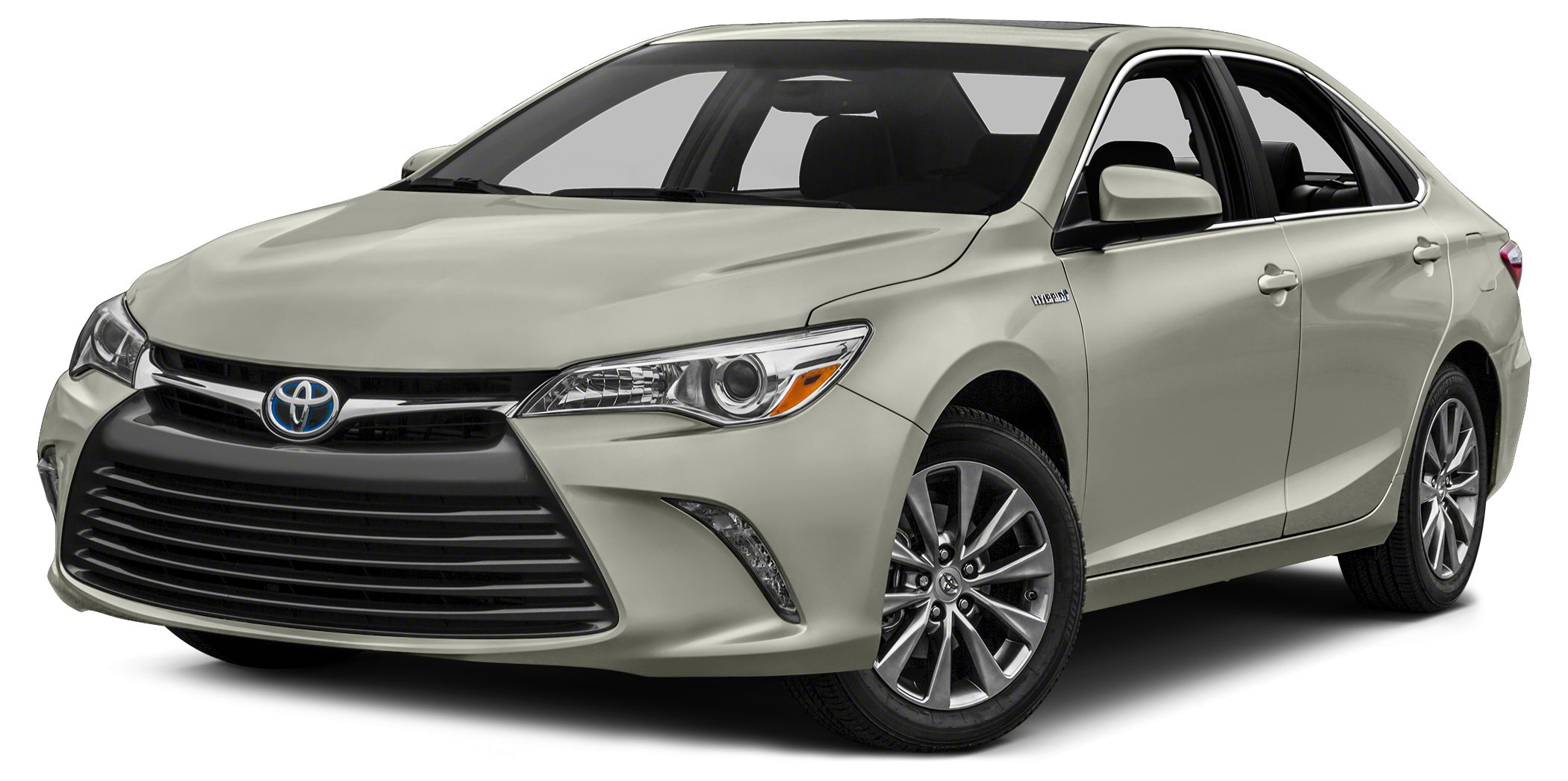 2015 Toyota Camry Hybrid LE Miles 4Color Cosmic Gray Mica Stock T41043 VIN 4T1BD1FK1FU152796
