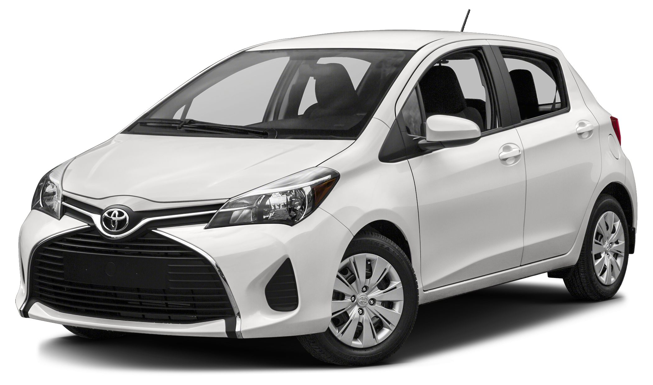 2015 Toyota Yaris LE CARFAX 1-Owner ONLY 30575 Miles FUEL EFFICIENT 36 MPG Hwy30 MPG City SUP