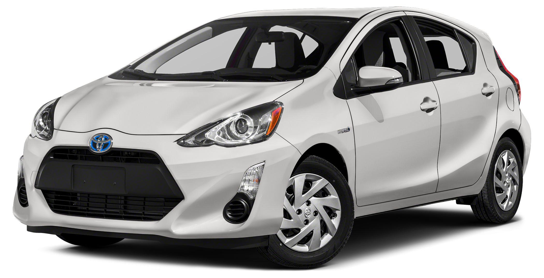 2015 Toyota Prius c One Miles 31467Color Super White Stock 5170648A VIN JTDKDTB32F1585026
