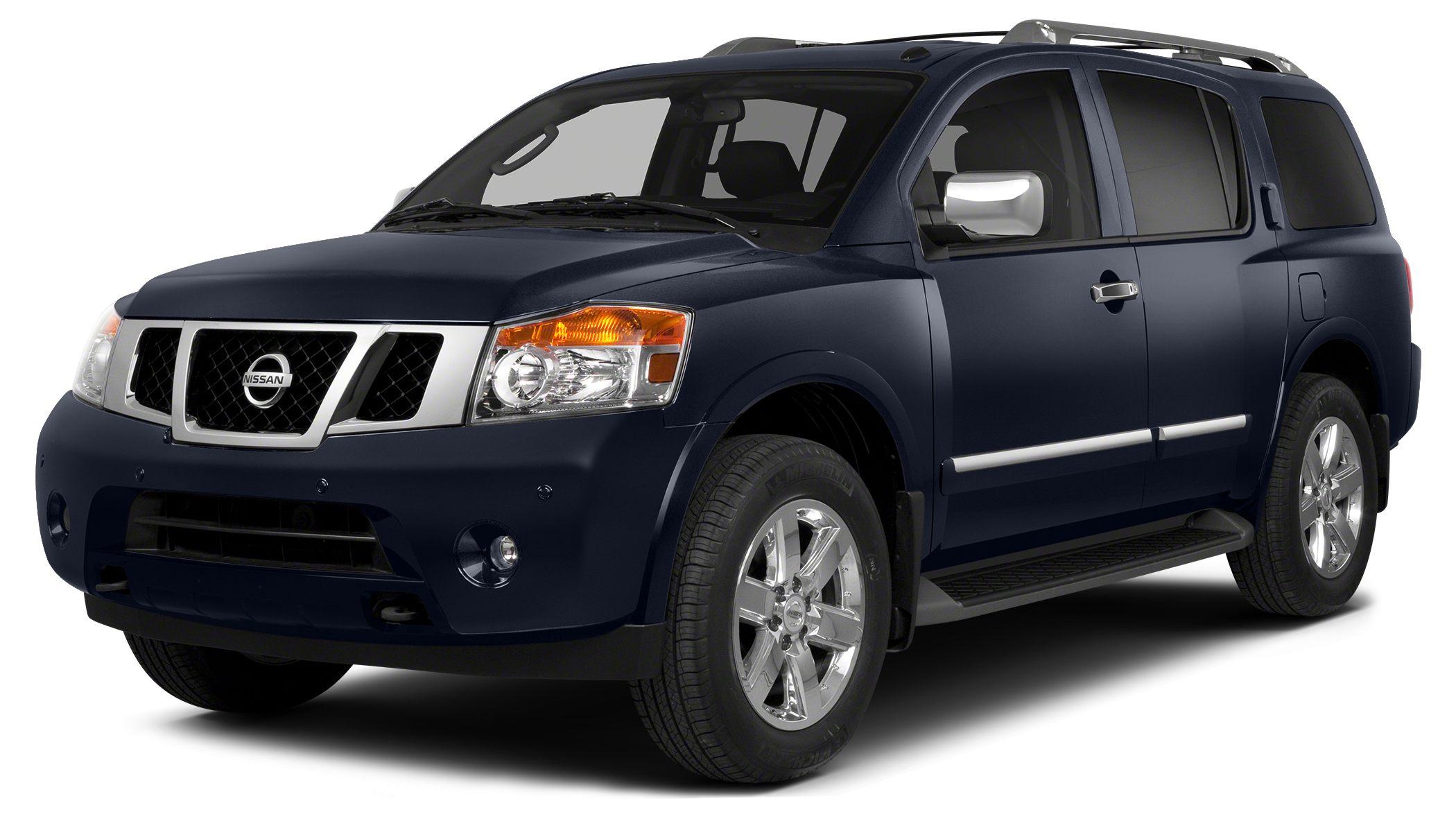 2015 Nissan Armada SL Miles 10Color Arctic Blue Metallic Stock 15AR46 VIN 5N1BA0ND6FN623261