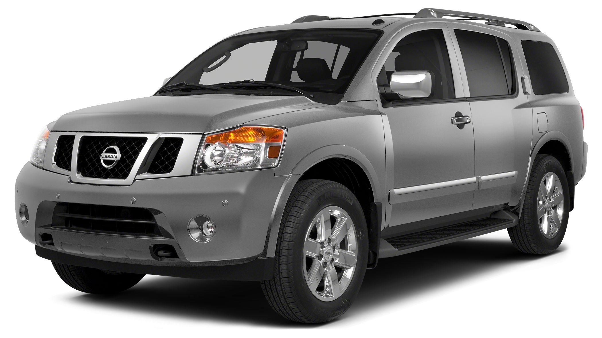 2015 Nissan Armada SL This Silver 2015 Nissan Armada SL might be just the SUV for you Looking for