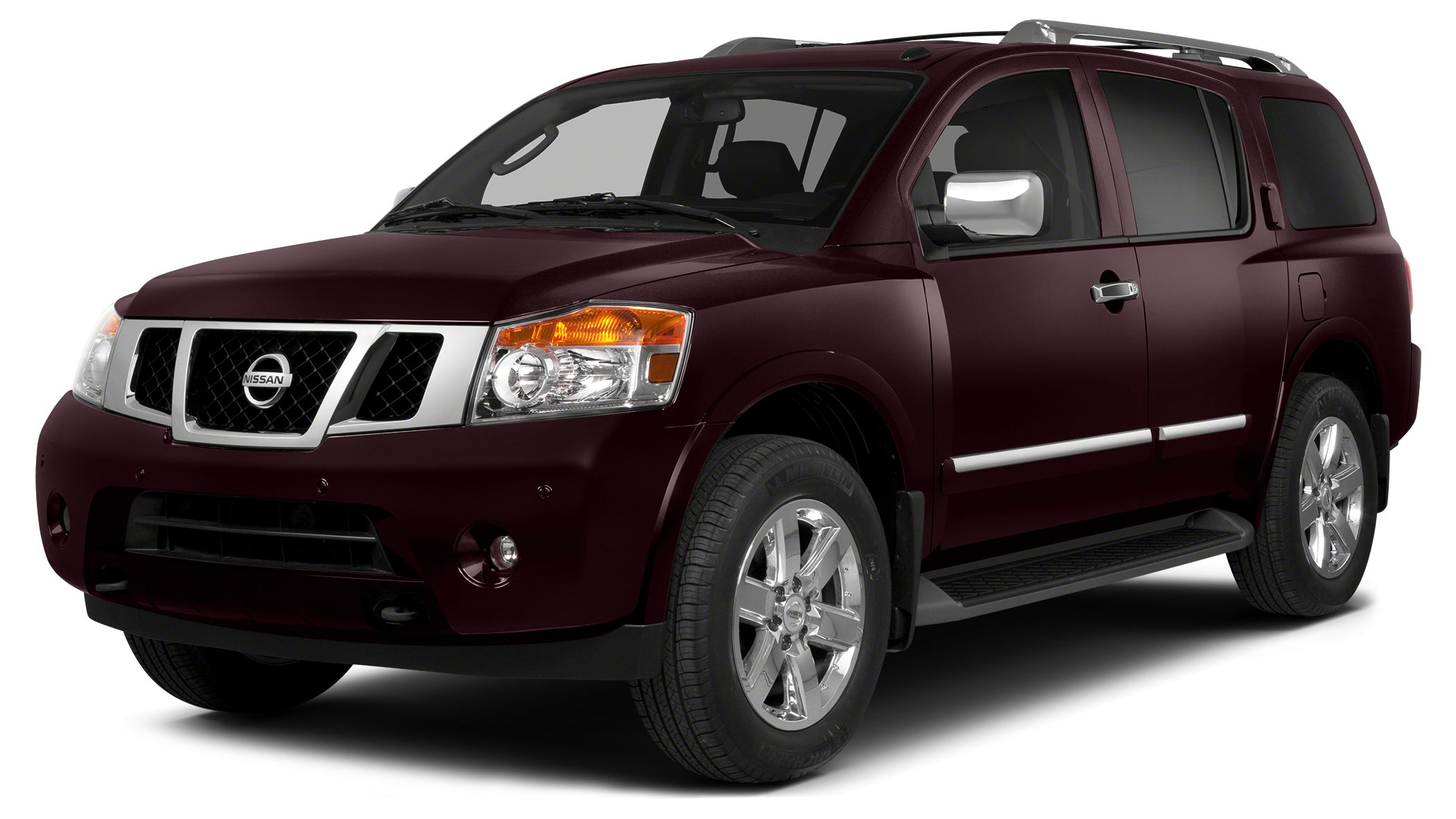 2014 Nissan Armada SV Miles 12018Color Midnight Garnet Stock 16MU88A VIN 5N1AA0NDXEN611382