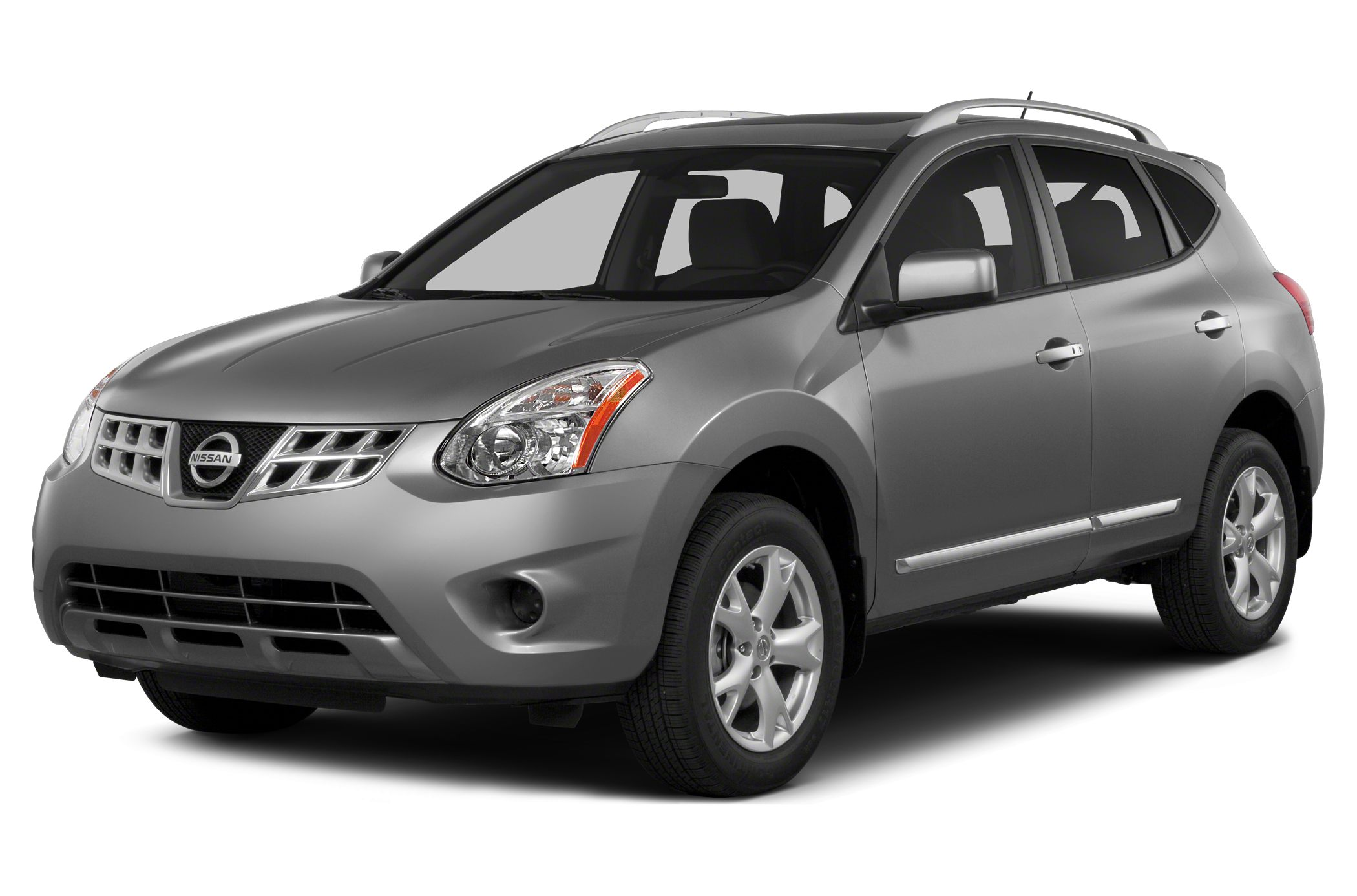 2013 Nissan Rogue SV Miles 24268Color Gray Stock P1087 VIN JN8AS5MT2DW540473