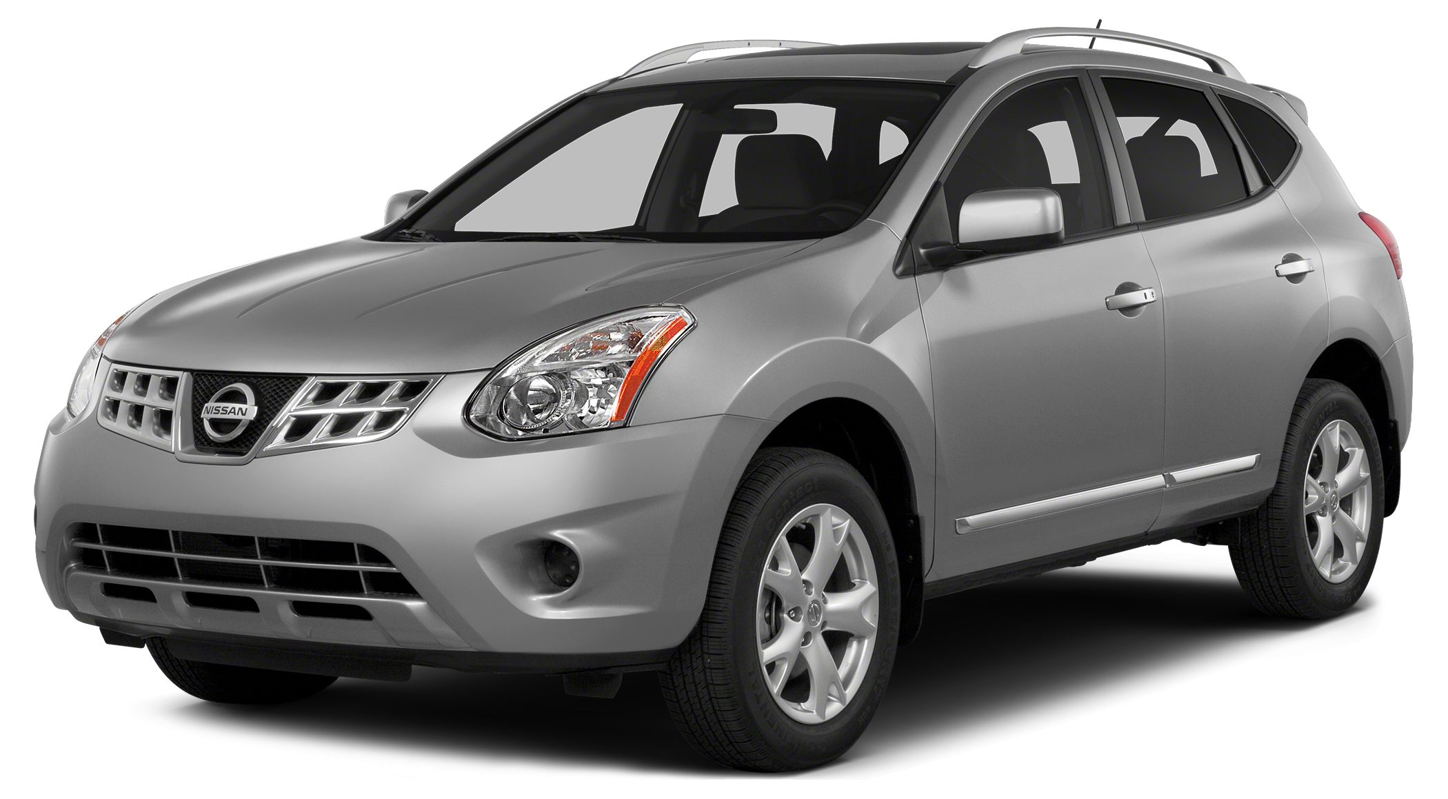 2013 Nissan Rogue SV Miles 29295Color Brilliant Silver Metallic Stock 16MA199C VIN JN8AS5MT0