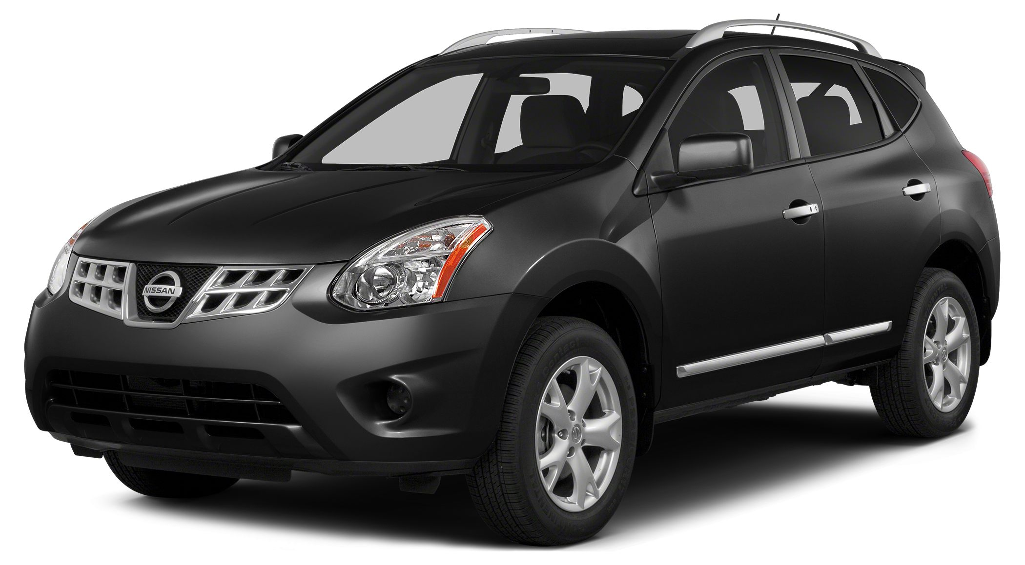 2013 Nissan Rogue SV Miles 26731Color Super Black Stock 16AL618A VIN JN8AS5MT5DW537406